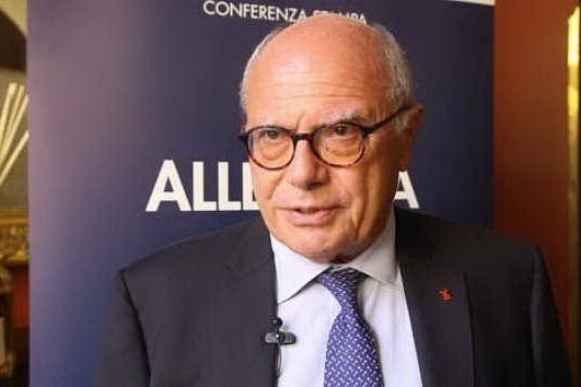 Massimo Galli, infettivologo dell'ospedale Sacco di Milano (Ansa)