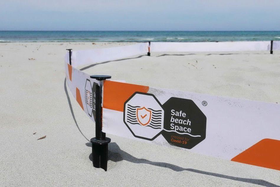 L'invenzione sarda per la spiaggia in sicurezza: ok da Inail e ISS