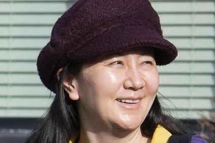 Lady Huawei (Ansa)