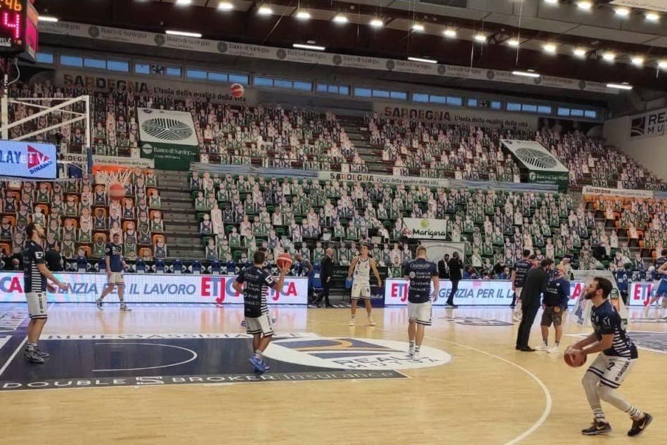 Sassari ospita Trento, avversaria scomoda al PalaSerradimigni