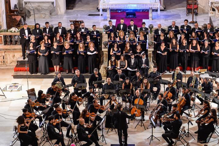 """A San Teodoro l'Orchestra Sinfonica del Conservatorio """"Luigi Canepa"""" di Sassari"""