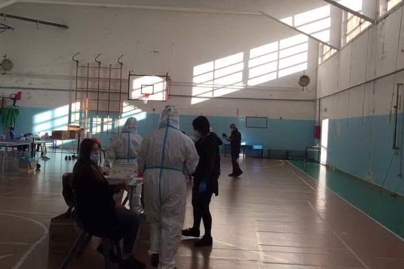 Lanusei, screening per i ragazzi che tornano a scuola