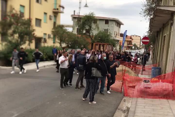 A Capoterra la festa per Beniamino Garau