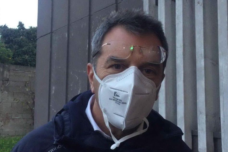 """Sinnai, nell'ex Pretura il """"fortino"""" anti-Covid"""
