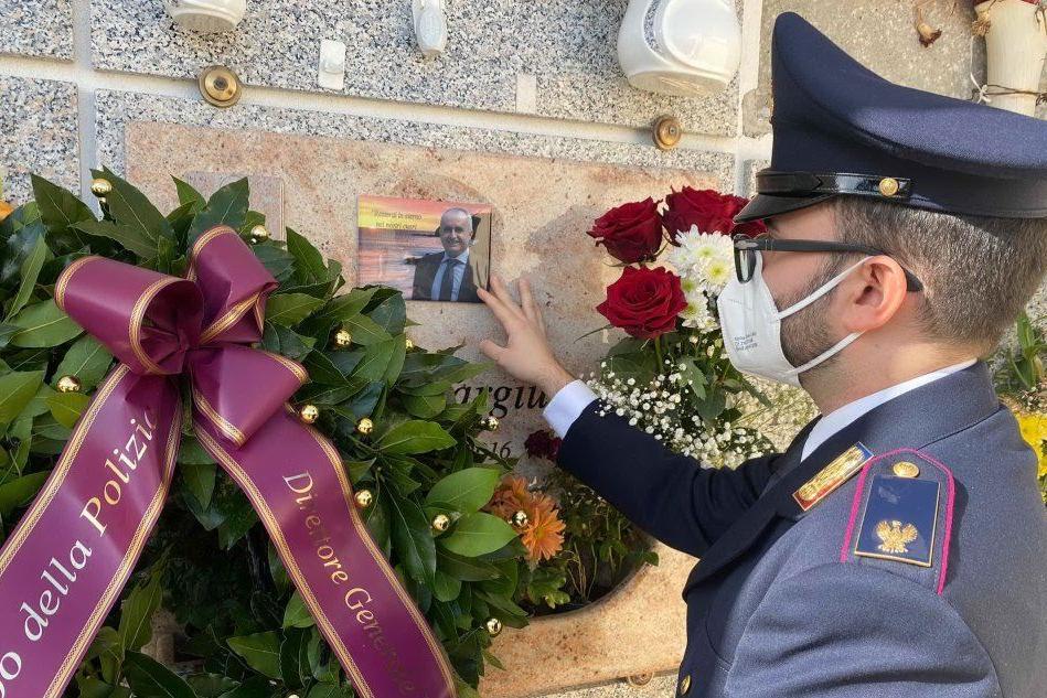Cagliari: il ricordo di Maurilio Vargiu, il poliziotto medaglia d'oro al valor civile