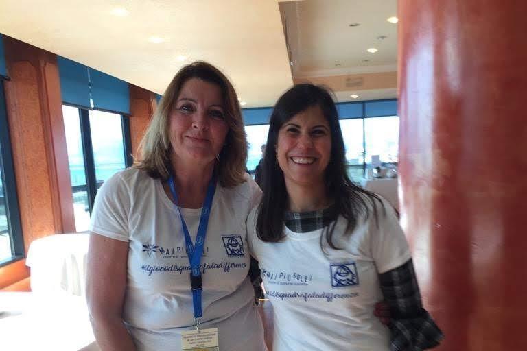 Valentina Ligas e Chiara Bergamini (foto Raggio)