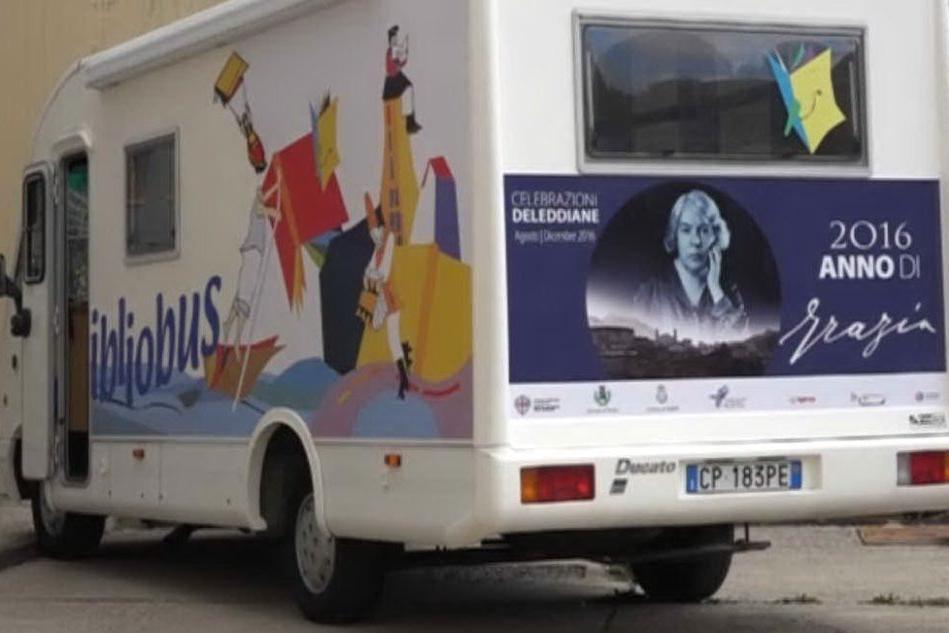 Le opere di Grazia Deledda gireranno la Sardegna