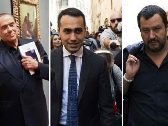 Salvini-Di Maio, nuovo vertice. Il tribunale riabilita Berlusconi