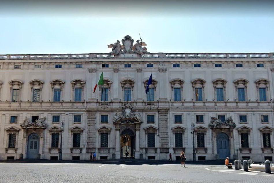 La Corte Costituzionale (foto Google Maps)
