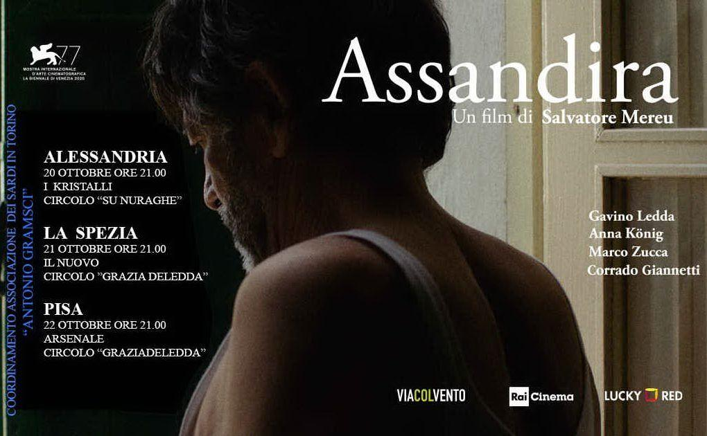 "La locandina (foto associazione \""Gramsci\"")"