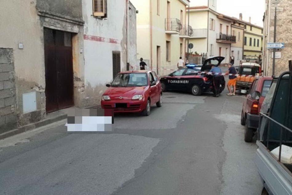 Dramma a Nurallao: muore dopo essere stato investito da un'auto