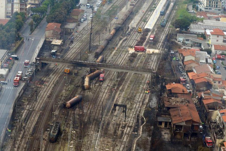 """La strage di Viareggio """"con una manutenzione corretta si poteva evitare"""""""