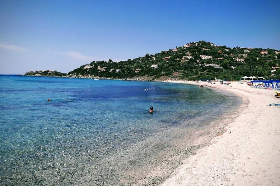 La spiaggia luogo della tragedia (foto da google)