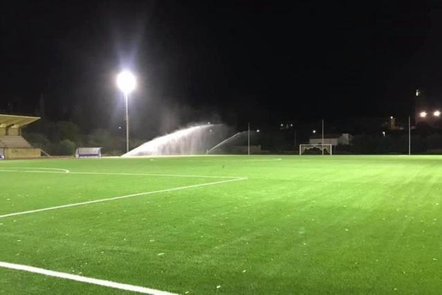 Settimo San Pietro:campo sportivo rifatto, ora saranno costruiti i nuovi spogliatoi