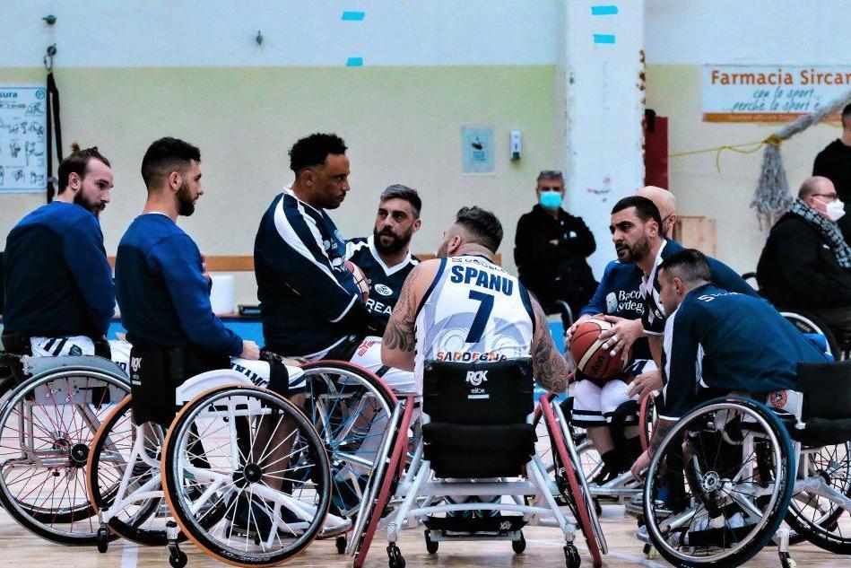 Basket in carrozzina: doppio derby tra Dinamo e Porto Torres per il quinto posto