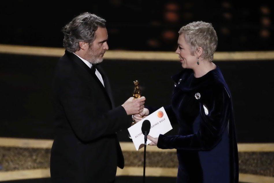 Oscar 2020, Zellweger e Phoenix migliori attori protagonisti