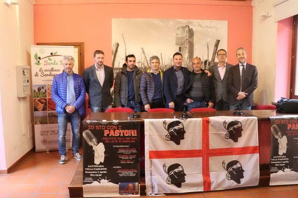 La guerra del latte, un incontro e una mostra a Gattinara