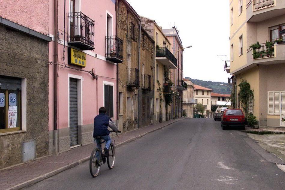Meana Sardo (Archivio L'Unione Sarda)