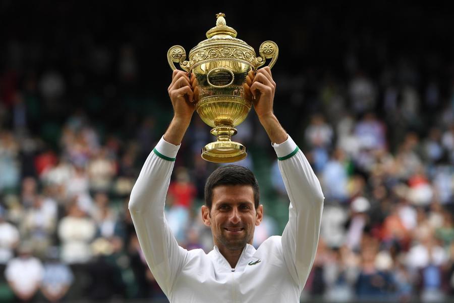 Djokovic, appuntamento con la storia