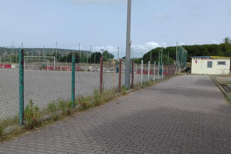 """Carbonia: l'impianto di Via Dalmazia diventa campo sportivo """"Rampini"""""""