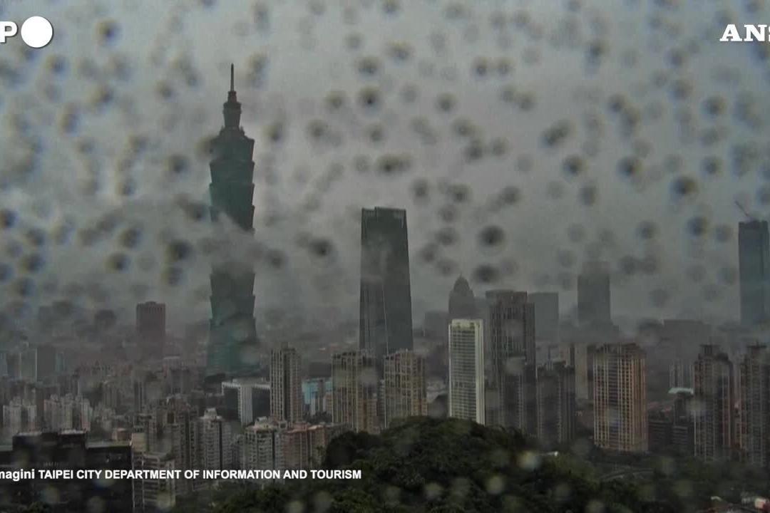 Taiwan colpita da un terremoto di magnitudo 6.5