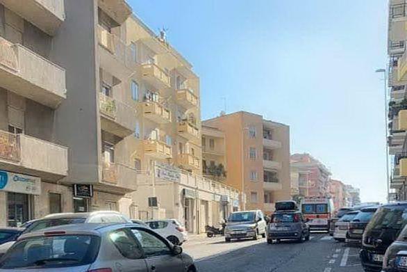 Cagliari, in via della Pineta riprendono i lavori per la pista ciclabile