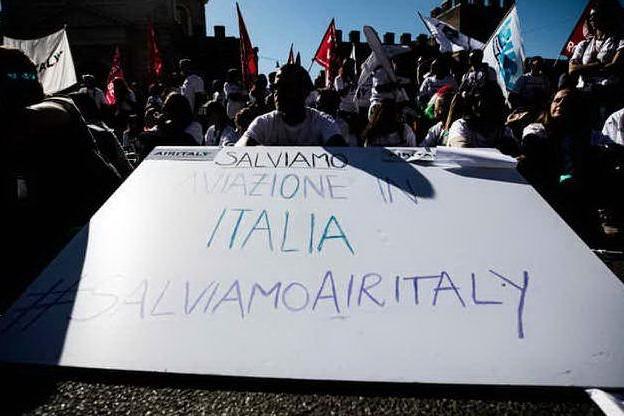 Air Italy, stop alla proroga della cassa integrazione: sindacati in rivolta