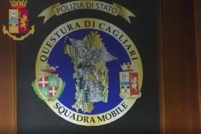 Droga a Cagliari: operazione dei Falchi della Mobile