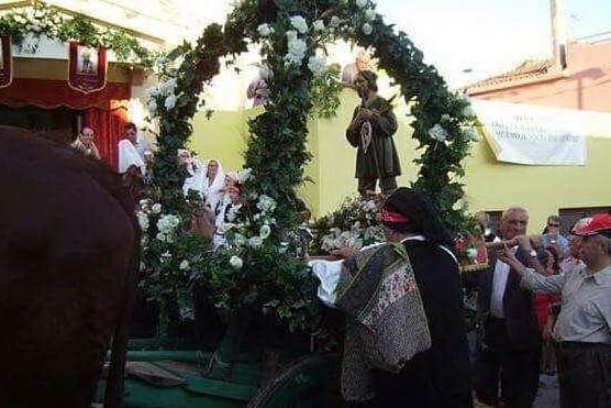 Nuraxi Figus, tre giorni di festa per il patrono Sant'Isidoro
