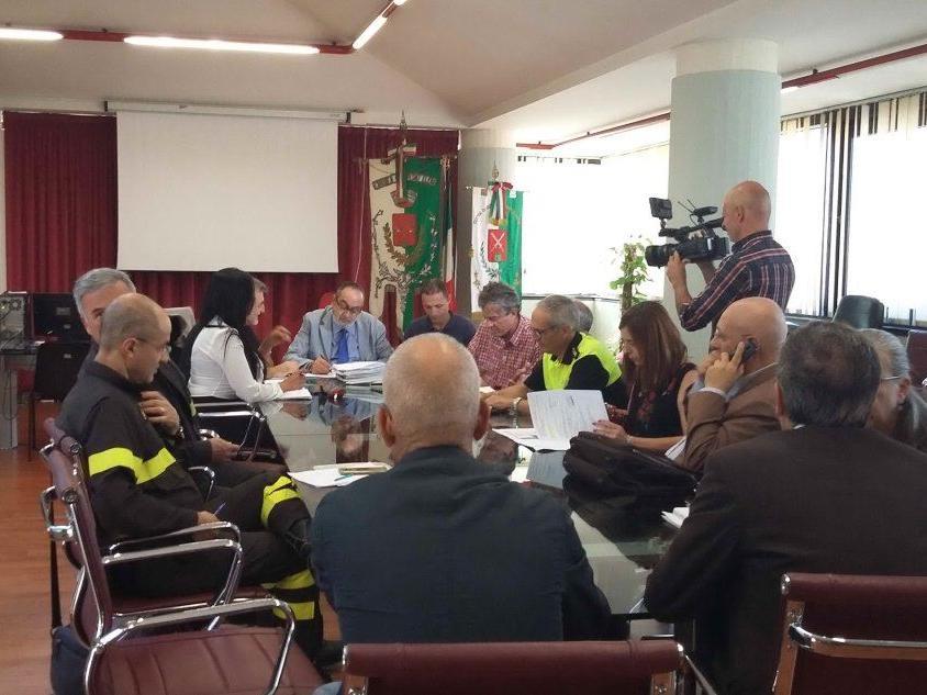 """Fumi a Quartu, nuova riunione del Centro operativo: """"Fine dell'emergenza sanitaria"""""""