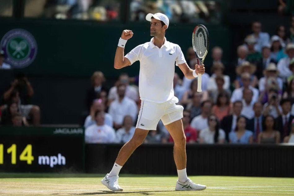 Wimbledon, il trionfo di Djokovic: Anderson spazzato via in tre set