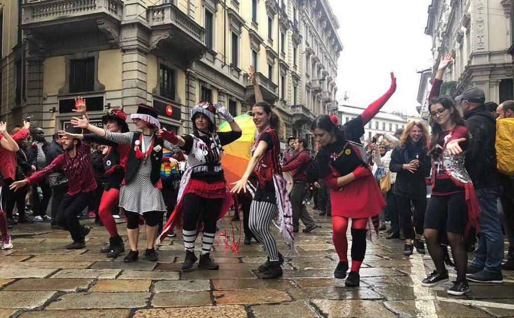 A Milano un inno all'antifascismo