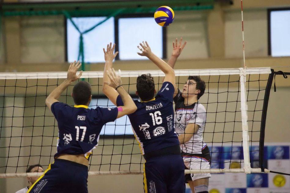 Volley, il Sarroch cerca a Macerata il pass per la seconda fase dei playoff