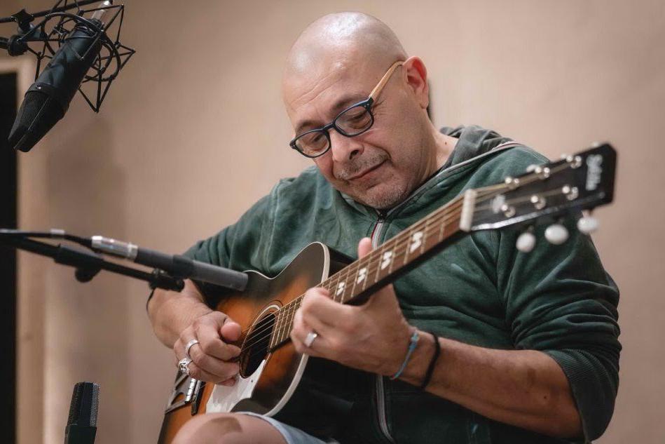 Pitzalis, un nuovo disco per il bluesman