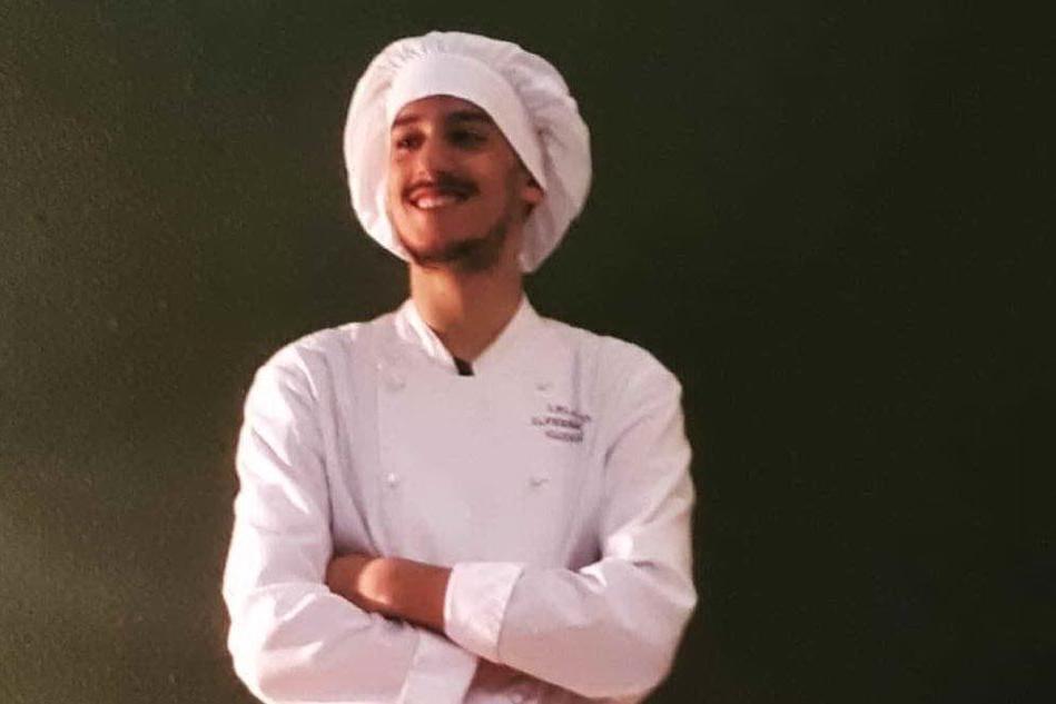 """Dario Piras, da Iglesias ai fornelli di """"Cuochi d'Italia under 30"""""""