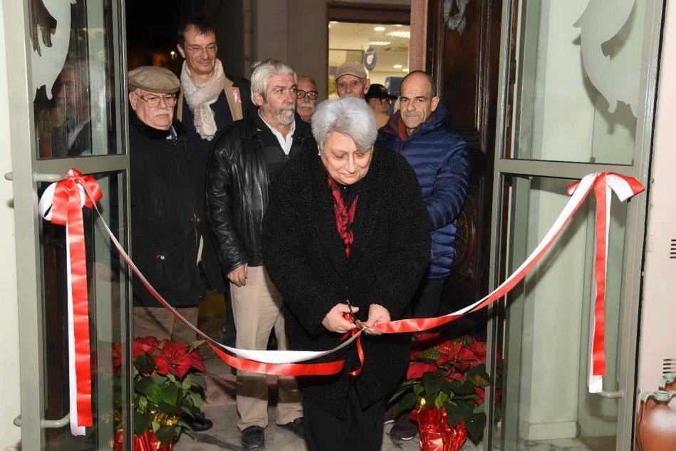 Inaugurata a Oristano la mostra sulla ceramica Il tornio di Via Figoli