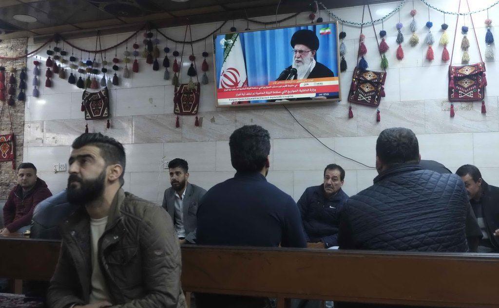 Il discorso alla nazione dell'ayatollah Khamenei (Ansa)