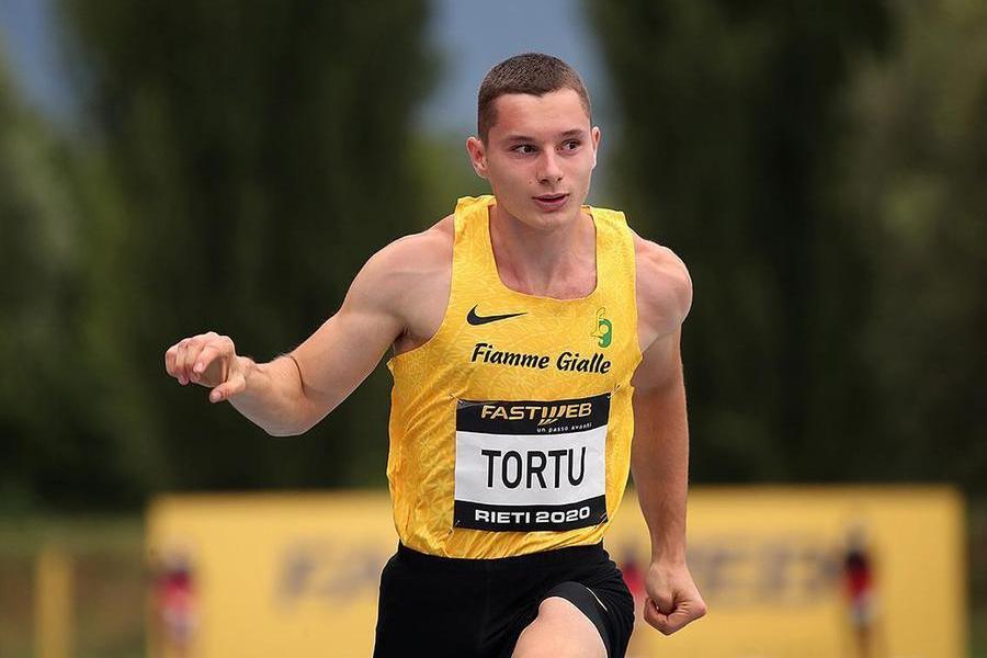 Fine corsa per Tortu, settimo in semifinale nei 100 metri. Record europeo per Jacobs, vola in finale