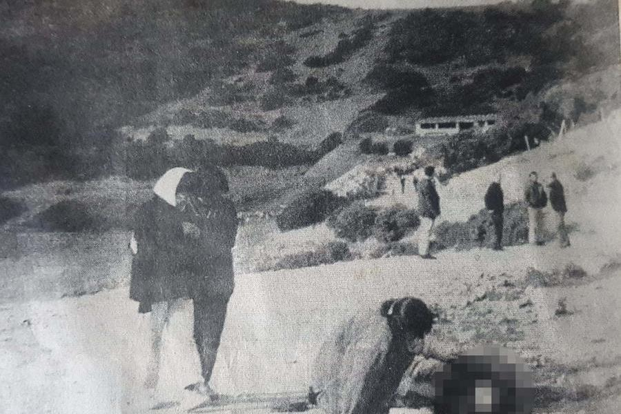 La strage di Sinnai del gennaio 1991