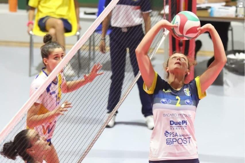 Volley A2 femminile, colpo in regia all'Hermaea: a Olbia l'ex Pinerolo Allasia