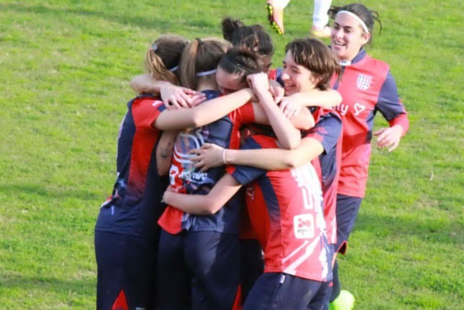 Calcio donne: schiaffo alle tre squadre sarde di C. Vanno in tre gironi diversi