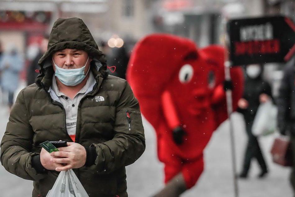 Covid, in Europa orientale casi oltre quota 10 milioni