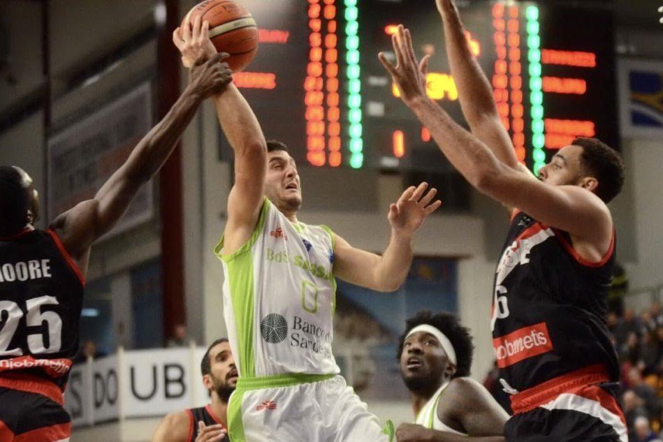 """Basket: Marco Spissu nella lista dei 24 della nazionale per la """"bolla"""" in Russia"""