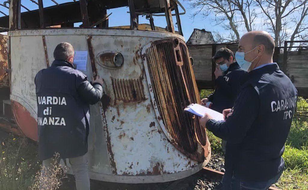 L'indagine della Guardia di Finanza, in collaborazione con i carabinieri di Cagliari, su ordine della Procura del capoluogo
