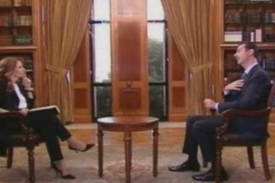 Rai, bufera sull'intervista di Monica Maggioni ad Assad