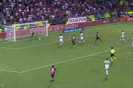 Genoa-Cagliari, Maran non cambia