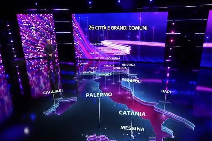 Sky Wifi, la novità che tocca anche la Sardegna