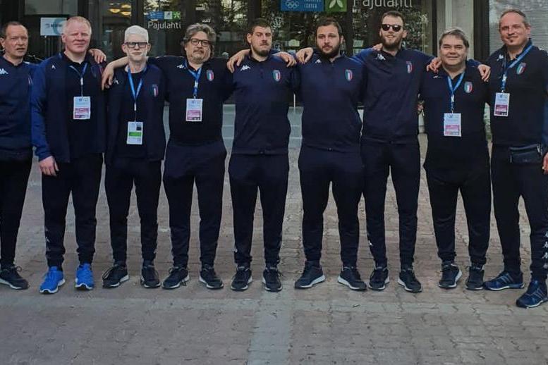 Ai danesi il torneo internazionale di pallamano per ciechi,Italia terza