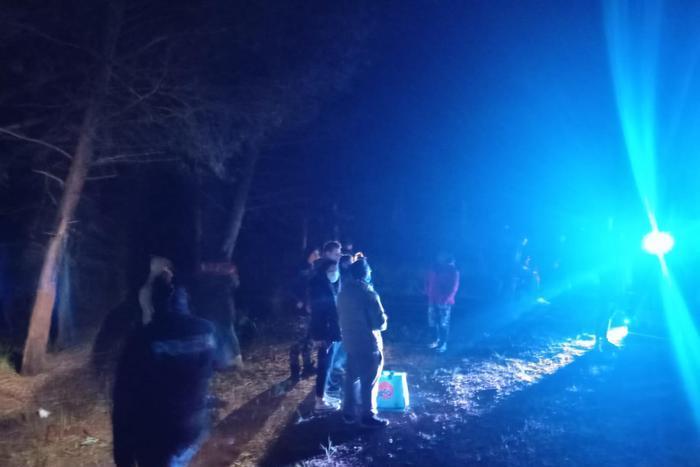 Rave sul lago del Cixerri, i ragazzi volevano ballare 56 ore: il blitz con otto pattuglie