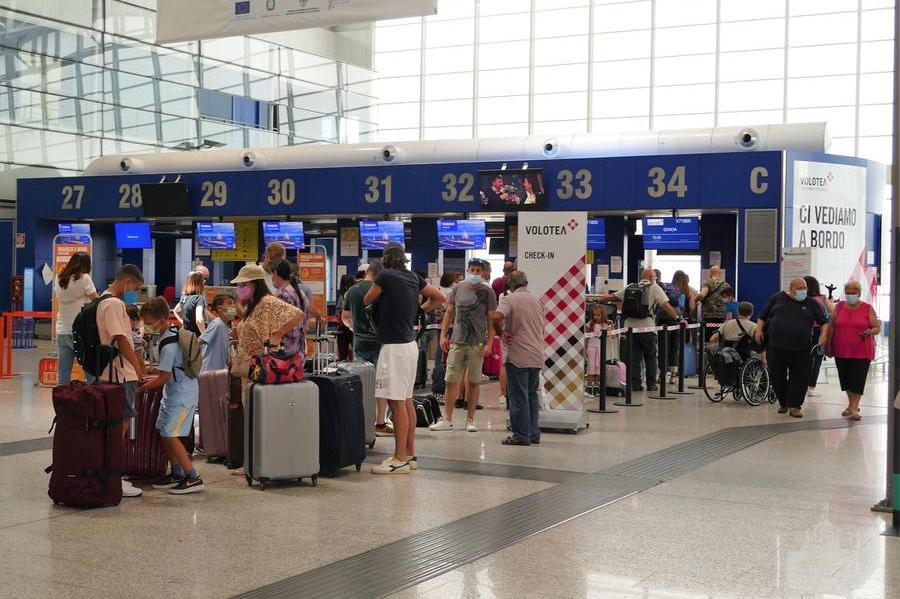 L'anno d'oro del turismo, all'aeroporto di Elmas numeri vicini ai livelli pre-pandemia